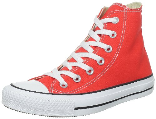 Converse Unisex-Erwachsene All Hi Sneakers, Rot (Rosso), 48 EU