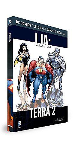 DC Graphic Novels. Lja. Terra 2