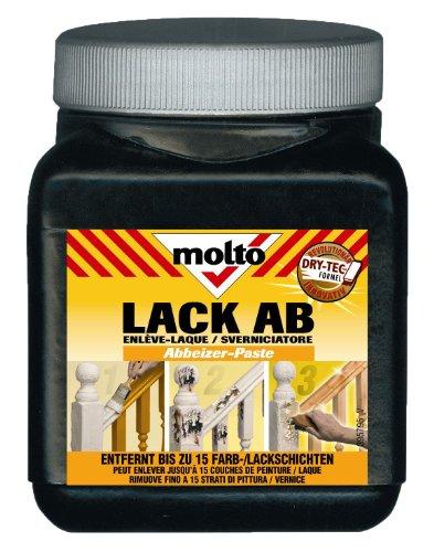 Molto Lack Ab, Abbeizer (1 x 500ml)