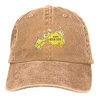 Circonférence du bonnet : 55-59 cm Il y a 6 trous réguliers sur le haut du chapeau pour la ventilation, et il y a 3 rangées de points sur le pare-soleil pour le garder durable et adapté à un usage quotidien. Chapeau idéal pour les mamans, nouveaux pa...