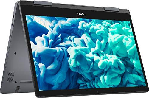 "Dell Inspiron Chromebook 14-7486 Ordinateur Portable Tactile 14"" Full HD Argent (Intel Core i3, 4Go de RAM, eMMC 128Go, Intel HD Graphics, Chrome OS) Clavier AZERTY Français"