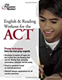 English and Reading Workout for the ACT (Princeton Review)