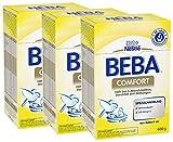 Nestlé BEBA Comfort Spezialnahrung bei 3-Monatskoliken