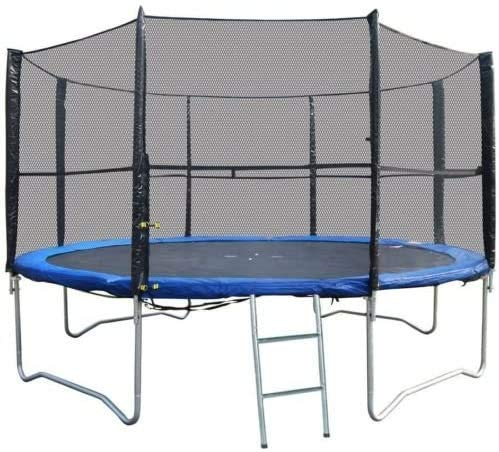 BodyRip PREMIUM BOUNCE Trampoline Safety 8FT NET (for 6-pole trampolines)