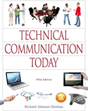 Best technical communication today johnson sheehan Reviews