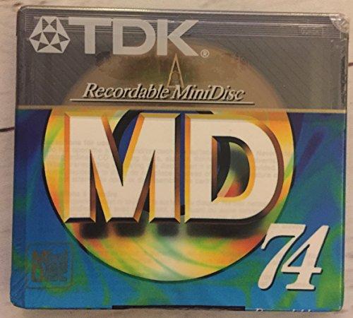 Mdsg-74 Recordable Minidisc