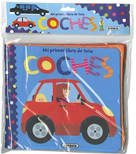 Coches (Mi primer libro de tela)
