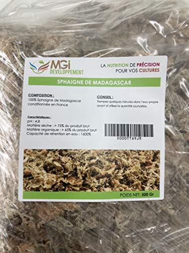 MGI - Sustrato vegetal para cultivos fuera del sol (500 g)