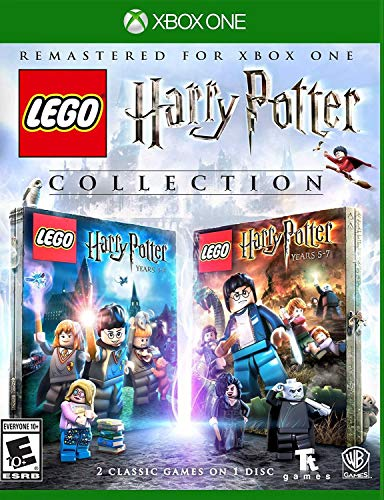 Our #3 Pick is the LEGO Harry Potter: Collection Xbox One Game