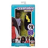 Creatable World - Pack de personajes, cabello con trenzas juguete para niños y niñas +6 años (Mattel GKV42) , color/modelo surtido
