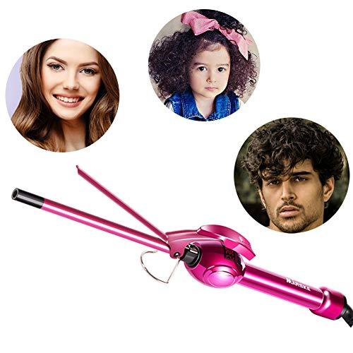 Lockenstab Lockenwickler mit LCD Display und Netzkabel (9mm) Hair Curler