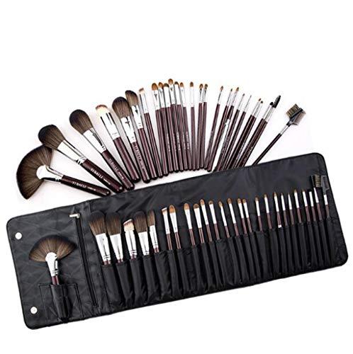 Make-up-Pinsel Brosse de Maquillage, 26 Maquillage Ensemble Brosse Maquillage Artiste Studio Maquillage Complet Laine crinière réparation Brosse de Maquillage