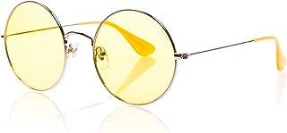 Hawk Kadın Güneş Gözlükleri HW 1603 08, Altın, 55