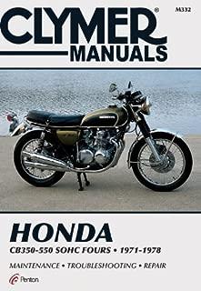 Honda 350-550cc Fours 72-78 (Clymer Manuals: Motorcycle Repair)