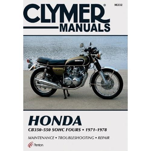 M388 yamaha yx600 radian fz600 1986-1990 clymer motorcycle.