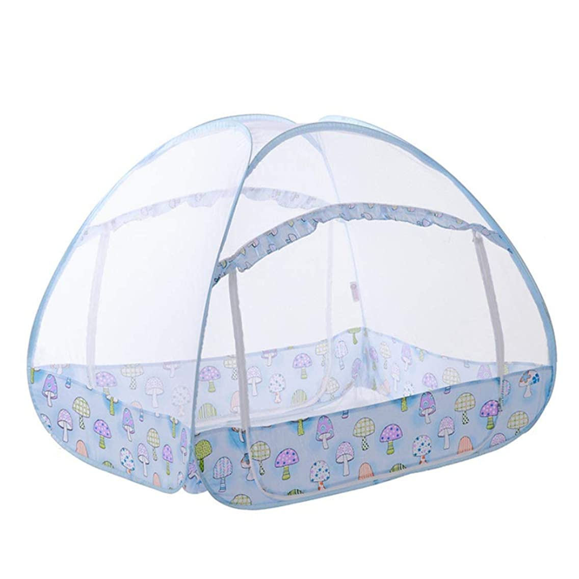 SANGDA Baby Canopy Crib Tent,Nursery Mesh Cover Net Safety Mosquito Net Canopy Cover Infant Crib Tent Net for for Baby Toddlers Kids Mosquito Bites Beds Home Bedroom Decor(41.3a€x23.6a€x31.5a€)