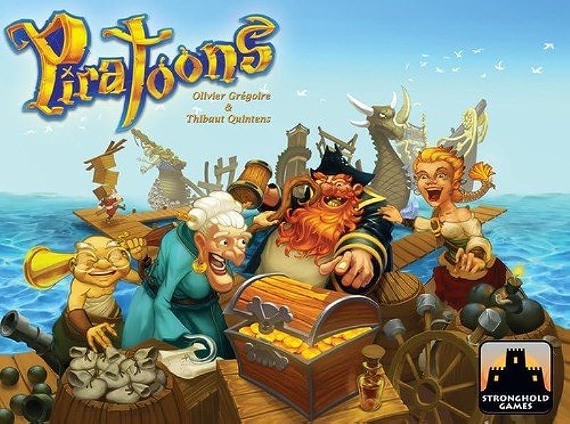 Piratoons Board Game plswxvbh081728