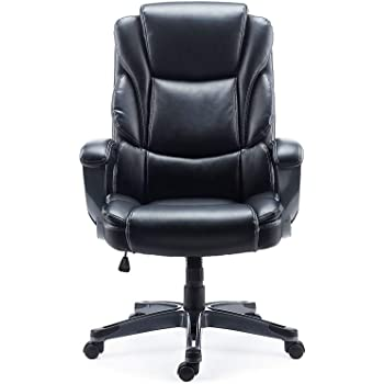 Staples Sorina Bonded Leather Chair 2719542