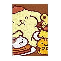 ポムポムプリン ジグソーパズル 1000ピース 知育パズル キャラクター アニメパターン 萌えグッズ 減圧 子供 初心者向け ギフト プレゼント パズル 家族の活動