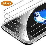 Syncwire Schutzfolie kompatibel mitiPhone 8 iPhone 7, [3 Stck] HD Panzerglasfolie 9H Hrte 2.5D...