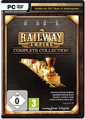 Railway Empire Complete Collection (PC) (64-Bit)