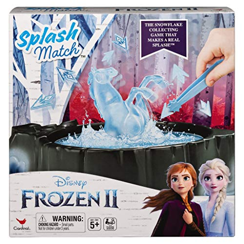 Cardinal Games- Frozen II, Table, Iceberg Game, 5 Years and Above, Multicoloured, 6054444