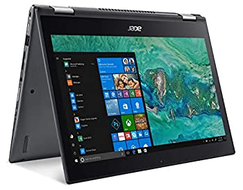 Acer Spin 5 SP513-53N-53Y5 Convertible Laptop 2-in-1 13.3  Full HD Touch 8th Gen Intel Core i5-8265U Alexa Built-in 8GB DDR4 256GB PCIe SSD Windows 10