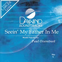 Seein' My Father In Me Accompaniment/Performance Track