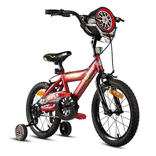 AZZ Kinderfiets, 2-10 jaar kinderwagenstudenten, mountainbike, 14/16 inch Racing Buggy, licht en draagbaar