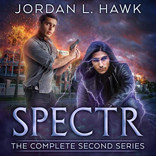 Couverture de SPECTR: The Complete Second Series