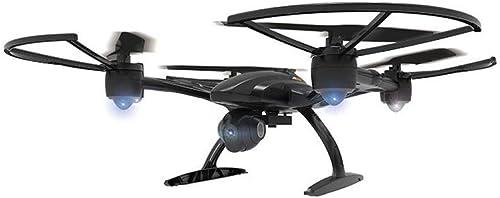 ERKEJI Drohne Drone Fernbedienung Vier-Achs Flugzeuge pneumatische Feste H  Spielzeug Flugzeug 1080p Luftbild 5,8 GHZ Bild übertragung F PV-VR