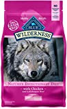 BLUE Wilderness Adult Small Breed Grain-Free Chicken Dry Dog Food 4.5-lb