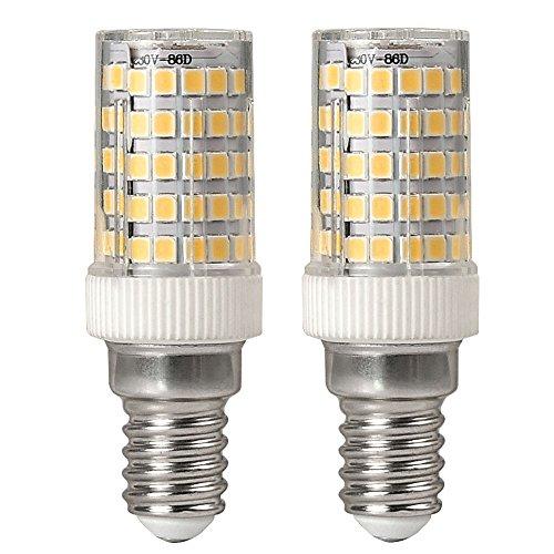 MENGS 2 pezzi Lampadine a LED E14 13W (Equivalente a 100W) Lampada a LED Blanco Caldo 3000K Luce a LED