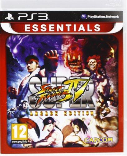 PS3 - Super Street Fighter IV Arcade Edition - Essentials - [PAL EU]