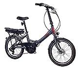 Telefunken E-Bike Klapprad auf elektro-fahrzeug-kaufen.de ansehen