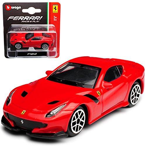 Ferrari F12 TDF rot 1:24 Bburago