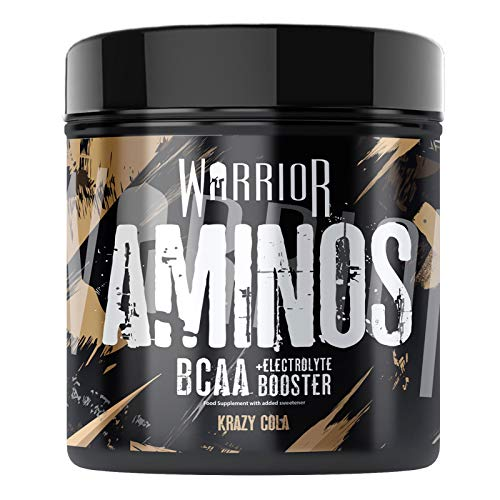 Warrior Aminos BCAA Powder 360g (Krazy Cola)