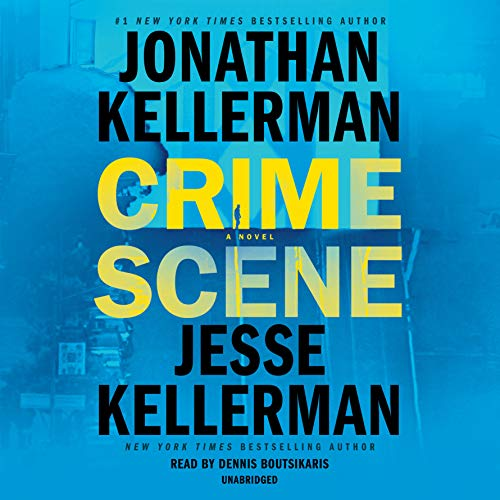 Crime Scene audiobook cover art
