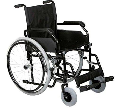 Silla de ruedas Modelo 8600 anchura estandar