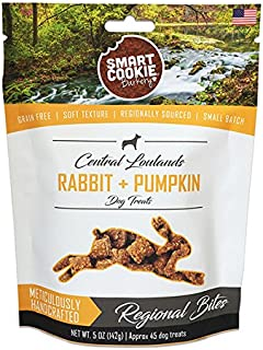 Smart Cookie Rabbit Pumpkin Texture