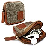 Tuff-Luv Herringbone Tweed Travel Case pouch for DXO One
