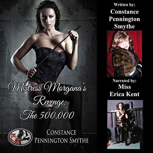 Mistress Morgana's Revenge audiobook cover art