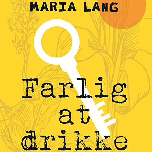 Farlig at drikke audiobook cover art