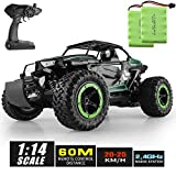 XIXOV RC Car, 1:14 Aluminium Alloy Kids Large Size High Speed Fast Racing Monster Vehicle Electric Hobby Toy Truck with...