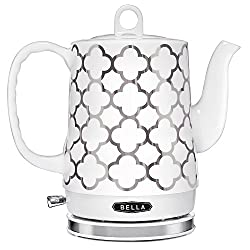 BELLA 14522 - Electric Ceramic Tea Kettle review
