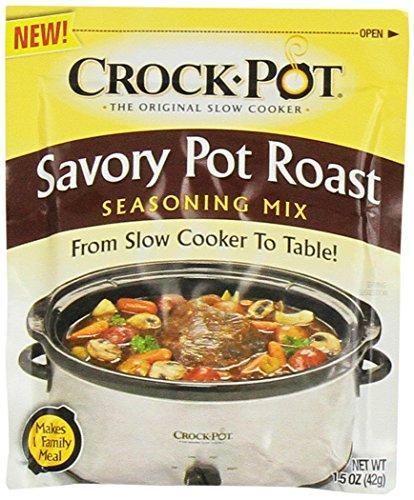 Crock Pot Savory Pot Roast Seasoning Mix