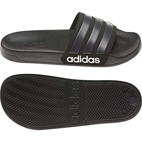 adidas Adilette Shower, Sandali Donna, Core Black/Grey Six/Ftwr White, 40 2/3 EU