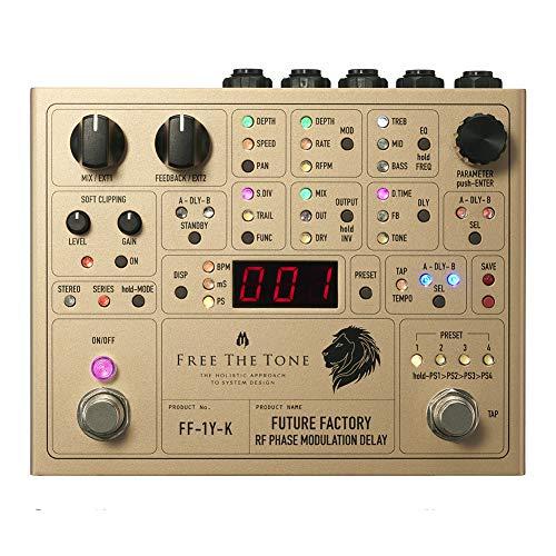 Free The Tone/FUTURE FACTORY FF-1Y-K Kenシグネチャーモデル
