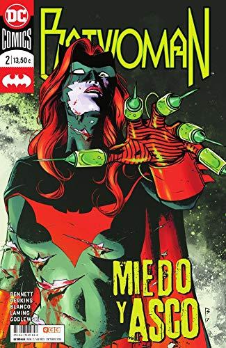 Batwoman núm. 02 (Batwoman (Renacimiento))