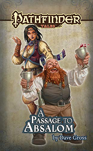 A Passage to Absalom (Pathfinder Tales) (English Edition)